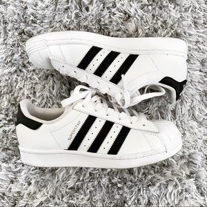 Adidas Shell Toe Superstar Sneakers